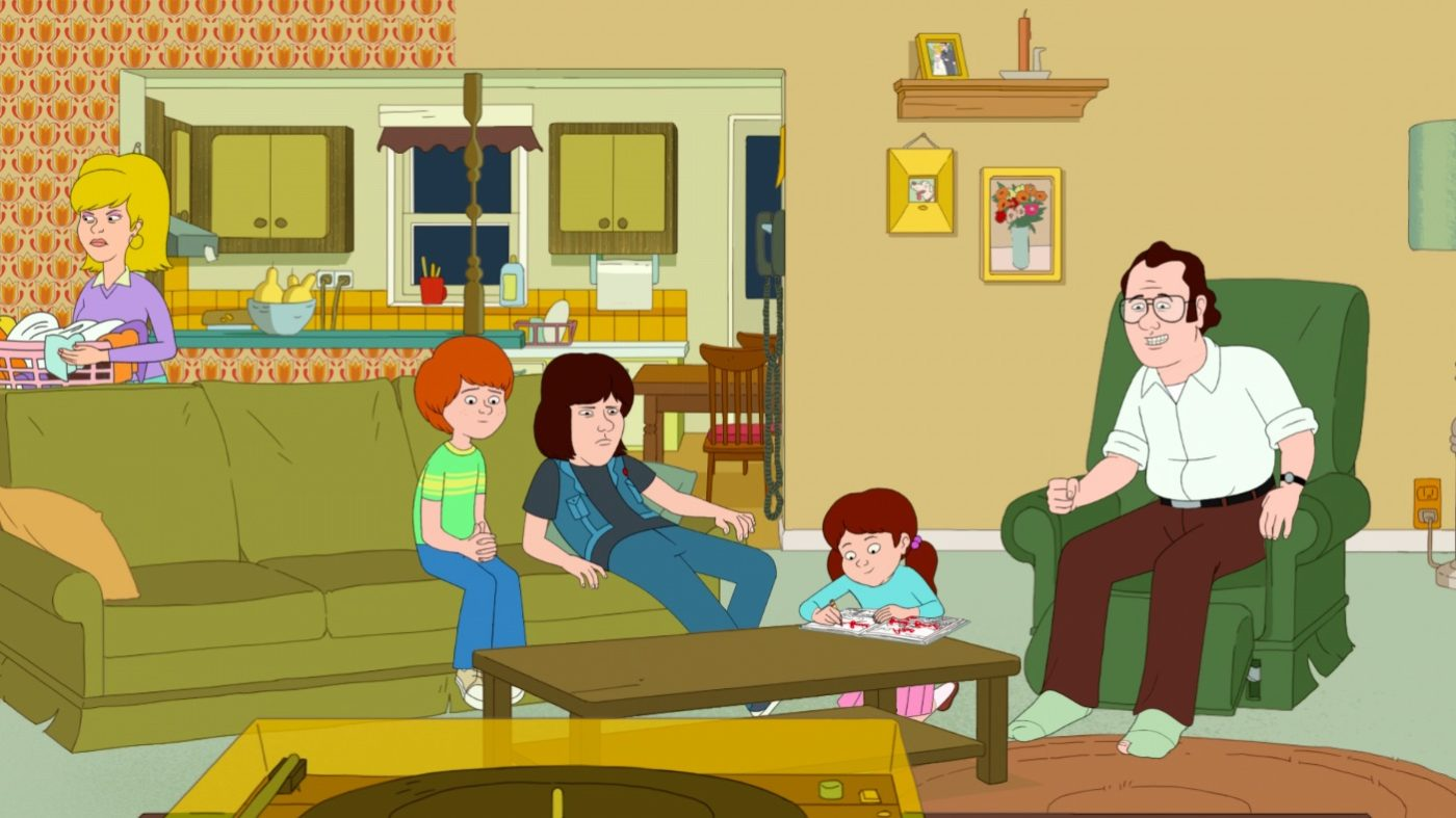Netflix aanbod week 51 2015 F is for Family