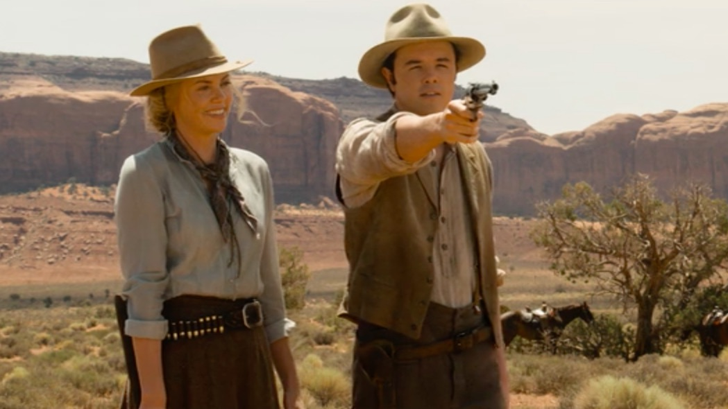 Netflix aanbod week 4 2016 A Million Ways to Die in the West