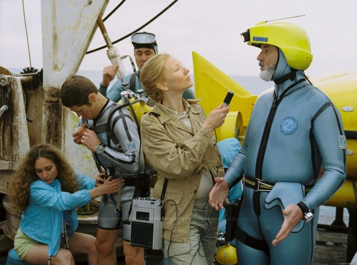 netflix aanbod week 38 2016: tips wes anderson The Life Aquatic with Steve Zissou