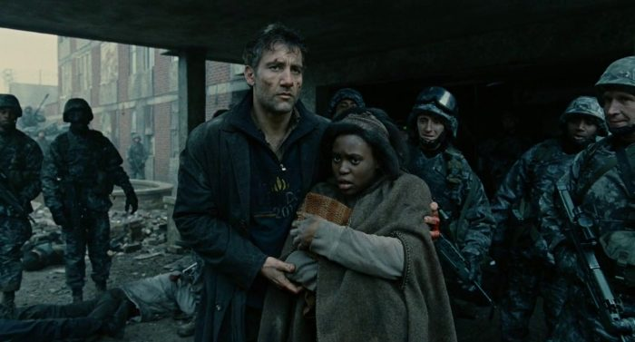 Netflix aanbod week 41 2016 children of men helping
