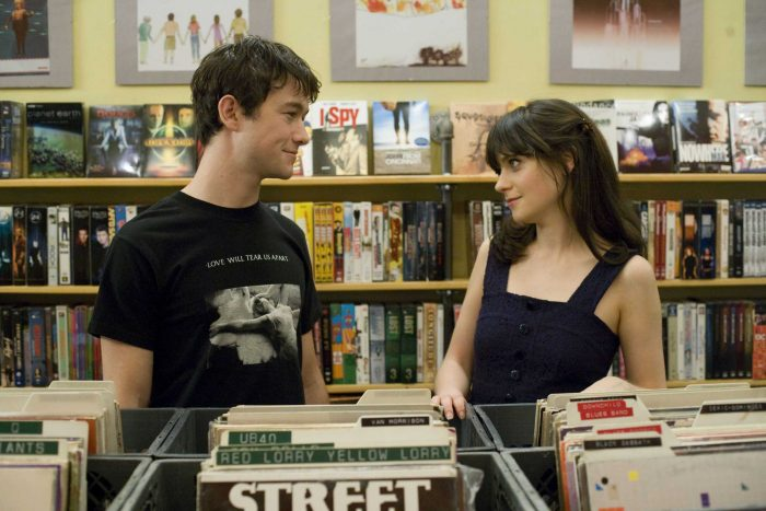 Netflix aanbod week 43 2016 500 days of summer deschanel gordon levitt